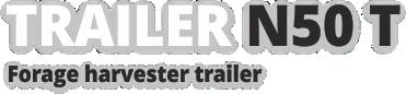 TESTO N50T HEADER TRAILER