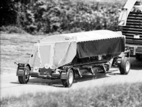 n50T x trincia Nardi header trailer