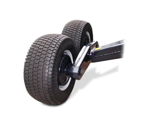 Nardi header trailer carrelli porta barre